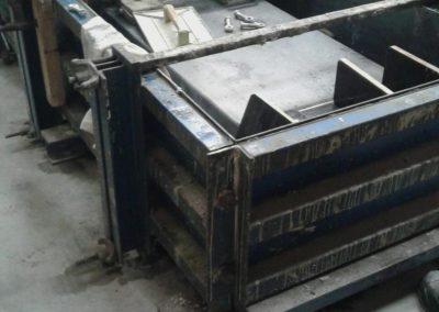 Ouvrage métallique pour l'industrie